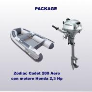 Cadet 200 Aero + Honda 2,3 Hp