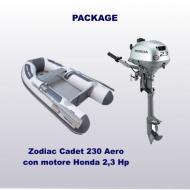 Cadet 230 Aero + Honda 2,3 Hp