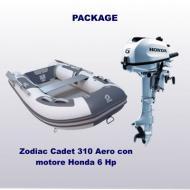 Cadet 310 Aero + Honda 6 Hp