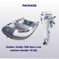 Cadet 350 Aero + Honda 10 Hp