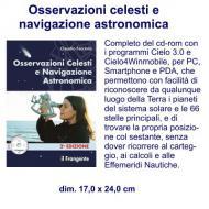 Osservazioni celesti e navigazione astronomica, Ediz Il Frangente 2^ edizione 2009, 224 pag b/n, dim. 17x24 cm